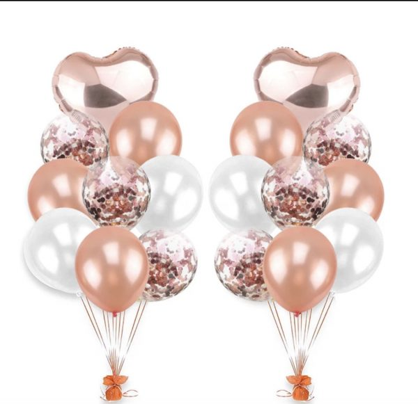 18inch pink foil balloon